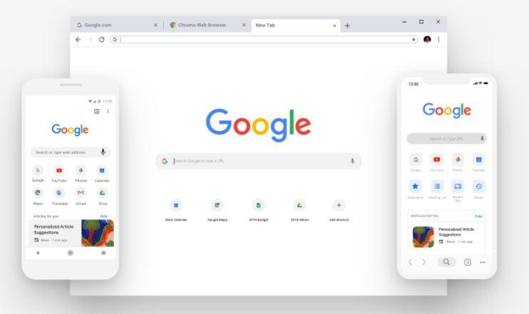 Resultado de imagen para Google Chrome