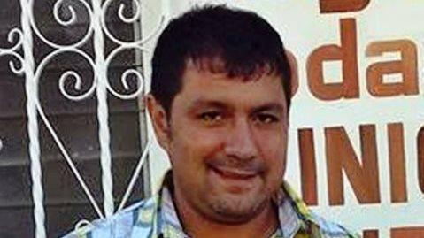 Luis Contreras, tenía 37 años cuando fue asesinado.