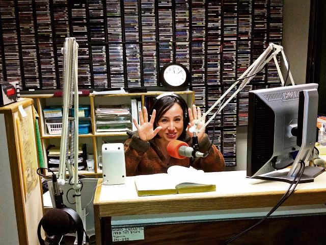 Lisset García fundó www.tvradioluz.com el 16 de agosto del 2014.