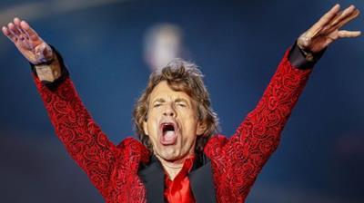75 años de edad, ocho hijos, 30 álbumes de estudio con The Rolling Stones... esos son algunos de los números en la vida de Mick Jagger. GETTY IMAGES