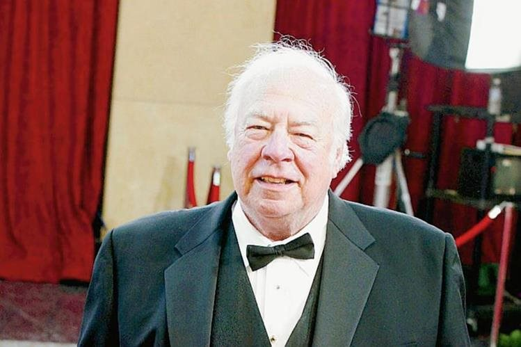 Este domingo falleció George Kennedy, ganador de un Óscar en 1967. (Foto Prensa Libre: Hemeroteca PL).