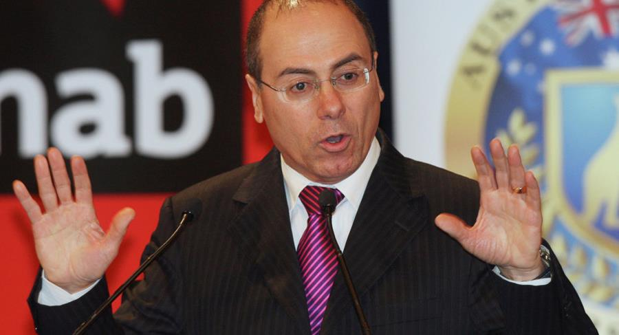 El ministro del Interior israelí, Silván Shalom, dimitió este domingo. (Foto: tomada del sitio mundo.sputniknews.com).