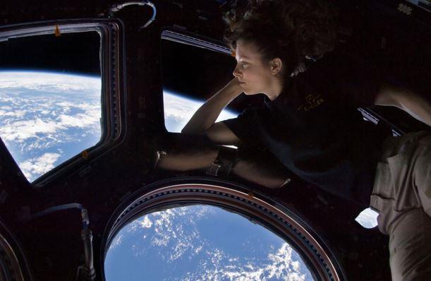 La Estación Espacial Internacional cumple 15 años con presencia humana. (Foto: @NASA).