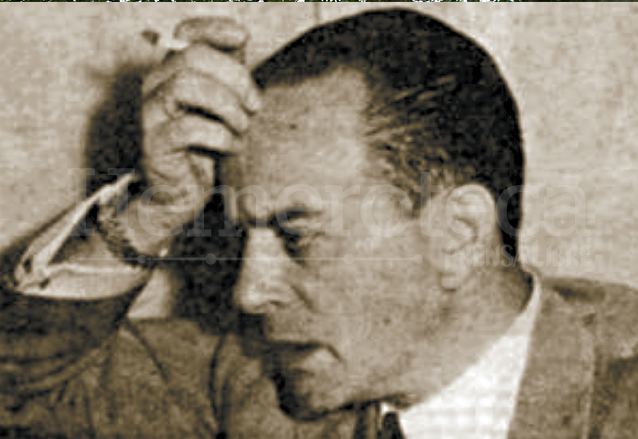 Jacobo Árbenz Guzmán, fue víctima de un plan de la CIA luego de haber sido derrocado de la presidencia, según investigaciones. (Foto: Hemeroteca PL)