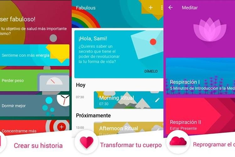 Fabulous: ¡Motívame! es una de las aplicaciones más populares para fijarse y cumplir metas. (Foto: Hemeroteca PL).