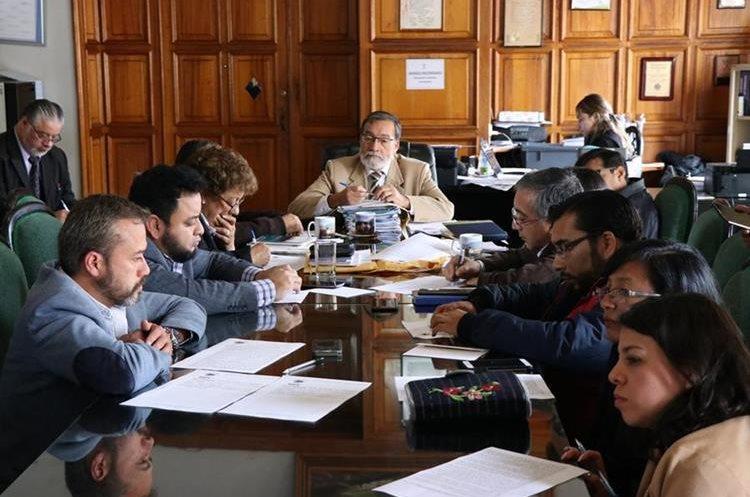 El Concejo podría resolver la petición la próxima semana después de conocer más detalles legales y técnicos. (Foto Prensa Libre: María José Longo)