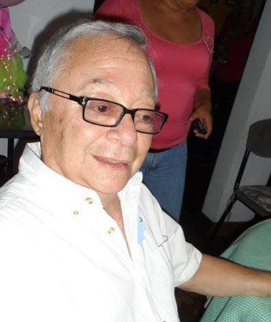 Xavier Pacheco nació en Flores, Petén, en 1941. Foto: Hemeroteca PL).