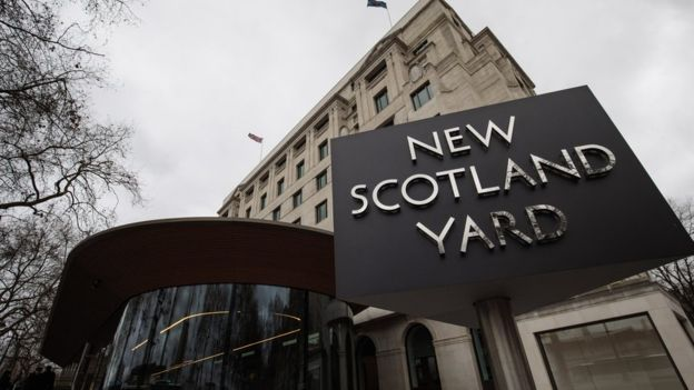 El caso pasó a manos del Scotland Yard, como se le conoce a la Policía Metropolitana de Londres. GETTY IMAGES