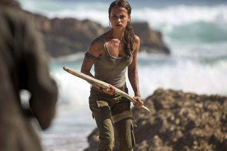Alicia Vikander encarnará a Lara Croft en la próxima película de Tomb Raider, que se estrenará en 2018. (Foto Prensa Libre: GQ)