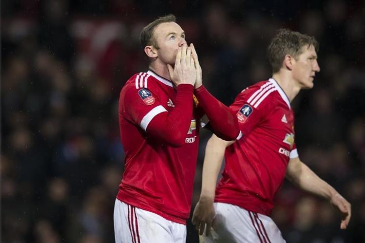 El Manchester United se enfrentará contra el Liverpool en uno de los juegos más atractivos de la jornada. (Foto Prensa Libre:AFP)