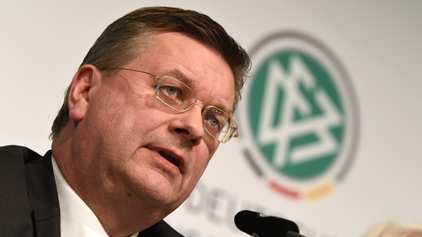 Reinhardt Grindel, presidente de la Federación Alemana de Futbol, no apoya el formato que pretende adoptar el presidente de la Fifa, Gianni Infantino (Foto Prensa Libre: tomada de Bild)