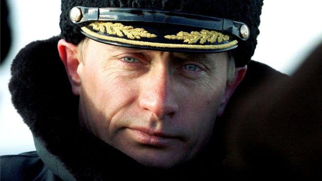 Desde 2007, el gobierno de Vladimir Putin presentó la bomba a la que consideró más potente que su similar de EE.UU. GETTY IMAGES