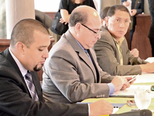La comisión de Finanzas concluyó ayer las audiencias para llevar a cabo cambios a la Ley Orgánica de la SAT.