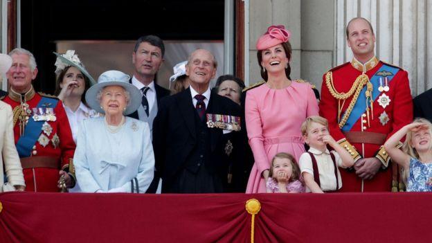 Según la plataforma Republic, el precio de mantener a la realeza británica asciende a US$439 millones. PA
