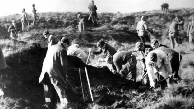 El cuerpo de Lesley Anne Downey fue el primero que se encontró. PA