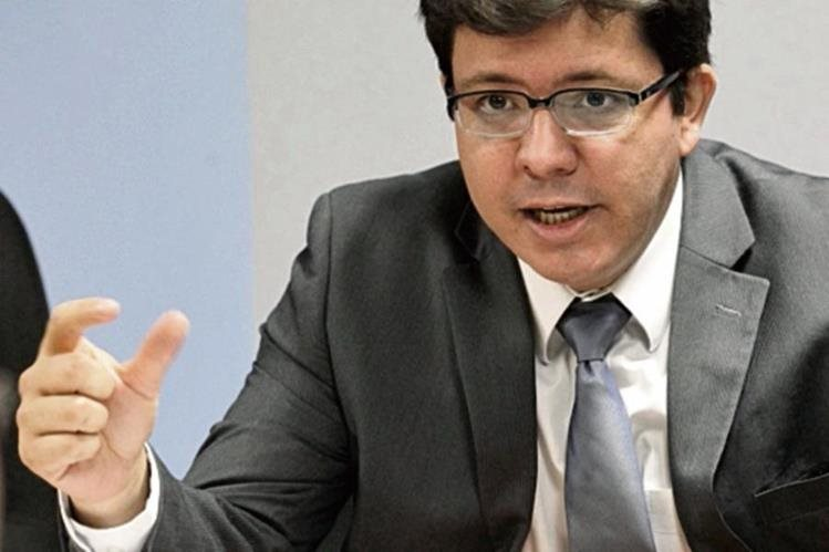 Julio Héctor Estrada, director de la Anadie.