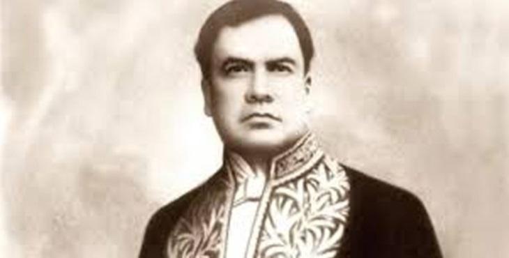 Este año se cumplen 100 años del nacimiento de Rubén Darío. (Foto Prensa Libre: Hemeroteca PL)