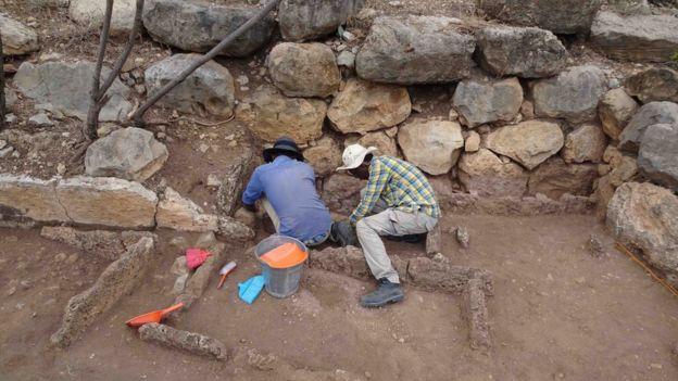 Se espera que el próximo año se lleven a cabo más excavaciones. PROF. TIM INSOLL, UNIVERSIDAD DE EXETER