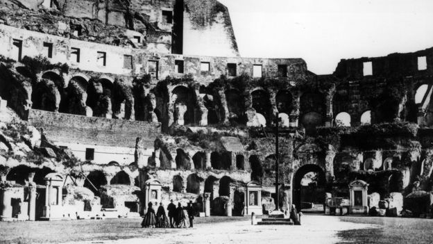 En los siglos XVIII y XIX se empezó a recuperar la estructura que había caído en decadencia durante siglos. GETTY IMAGES