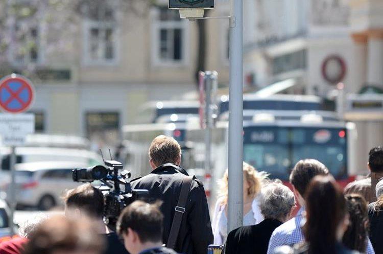 La campaña se lanzó de cara a la celebración del concurso europeo de la canción para presentar en Viena.
