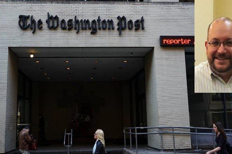 Jason Rezaian es colabaorador del diario estadounidense The Washington Post.