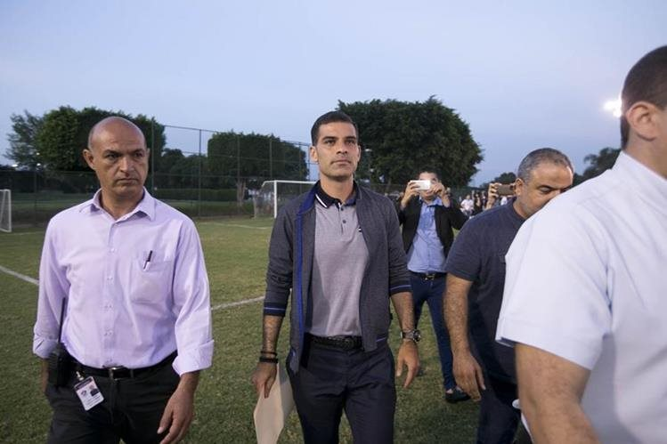 Rafael Márquez no jugará con su equipo el Atlas, luego de los señalamientos que fue objeto. (Foto Prensa Libre: AP)
