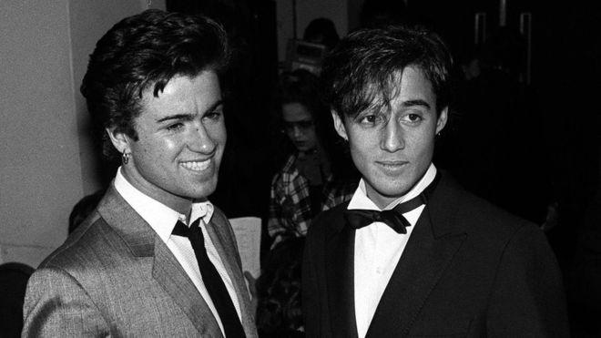El fallecido cantante George Michael se dio a conocer en la década de 1980 como integrante del dúo Wham. PA