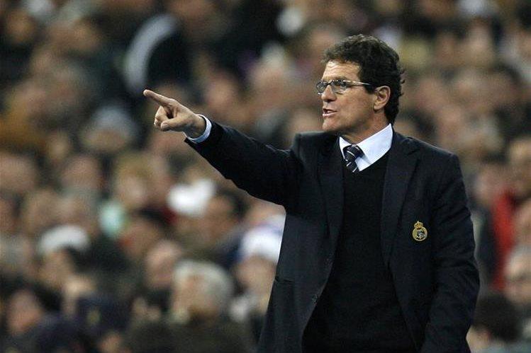 El entrenador italiano Fabio Capello habló del partido entre su exequipo, Real Madrid y el Napoli. (Foto Prensa Libre: Hemeroteca)