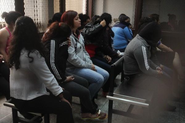 Un tribunal  juzgará a 96 presuntos miembros de la Mara Salvatrucha, acusados de asesinatos y cobro de extorsiones.