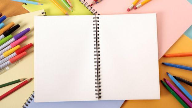 El material escolar representa el gasto más bajo que se desembolsa. Antes están las computadoras, las matrículas, la ropa y el alojamiento. GETTY IMAGES