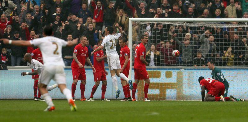 El Liverpool está más enfocado en llegar a la final de la Europa League. (Foto Prensa Libre: AFP)