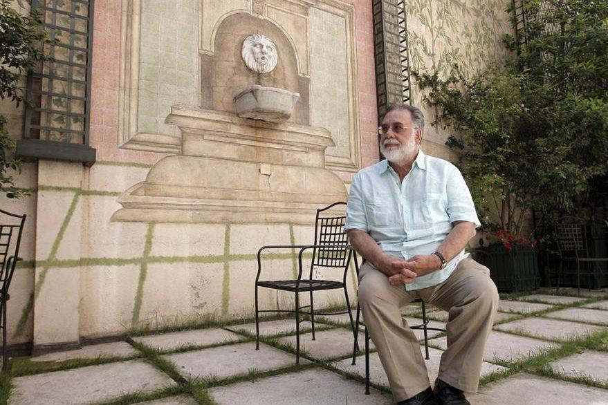 Fotografía de archivo del cineasta estadounidense Francis Ford Coppola (Detroit, 1939), tomada en Madrid. (Foto Prensa Libre: EFE)