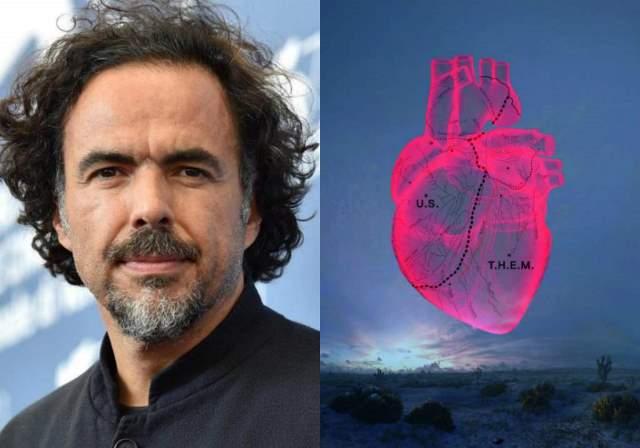 """El cineasta Alejandro González Iñárritu en cuatro años realizó la producción de """"Carne y Arena"""". (Foto Prensa Libre: Cortesía)"""