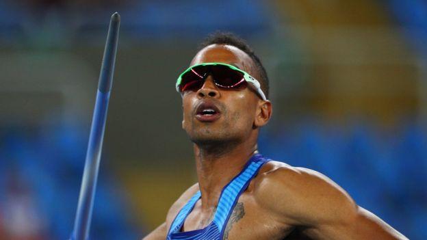 Jeremy Taiwo triplicó la ayuda que pedía en internet para costearse su equipo, viajes y estancia en los Juegos Olímpicos de Río. (Getty)