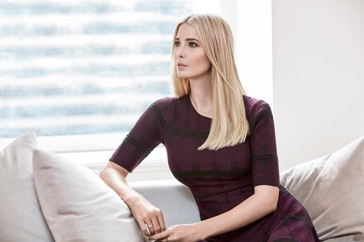 """Ivanka Trump es conocida como la hija """"favorita"""" del presidente electo de EE. UU., Donald Trump. (Foto Twitter/@IvankaTrump)."""