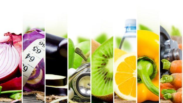 Hay cinco dietas populares promovidas por celebridades que hay que evitar en 2018, según la recomendación de dietistas británicos. GETTY IMAGES