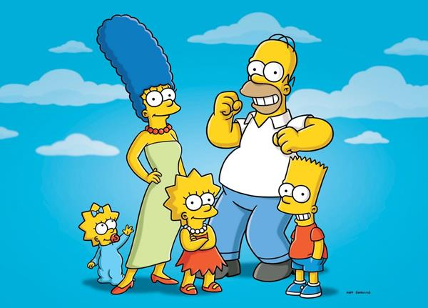 Los seguidores de los Simpson tienen muchos motivos para celebrar. (Foto Prensa Libre: Hemeroteca PL)