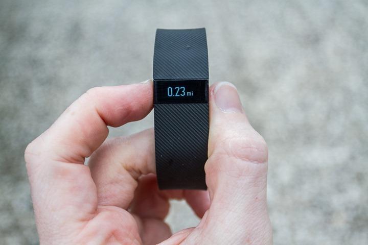 Fitbit es uno de los wearables más populares en el mundo (Foto Prensa Libre: tomada de dcrainmaker.com).