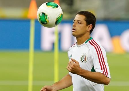 El delantero mexicano llegaría al equipo Los Ángeles FC, de la MLS. (Foto Prensa Libre).