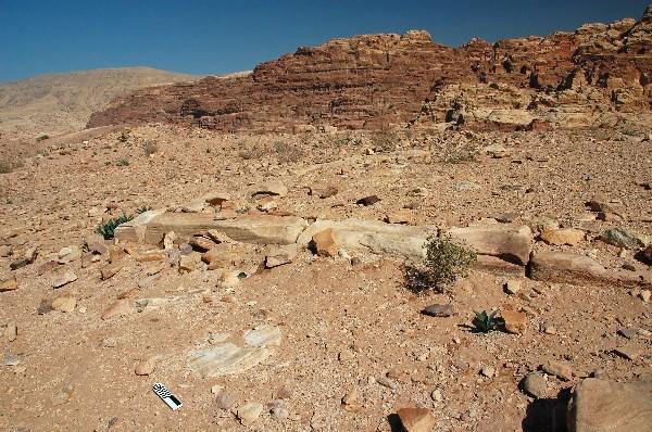 Monumento utilizado para fines ceremoniales en la ciudad de Petra.(AP).