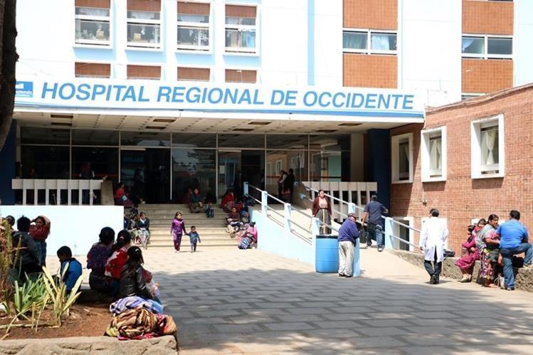 Jorge Humberto Morotta, falleció en el hospital Regional de Occidente en Xelajú donde fue internado el jueves último. (Foto Prensa Libre: Carlos Ventura)