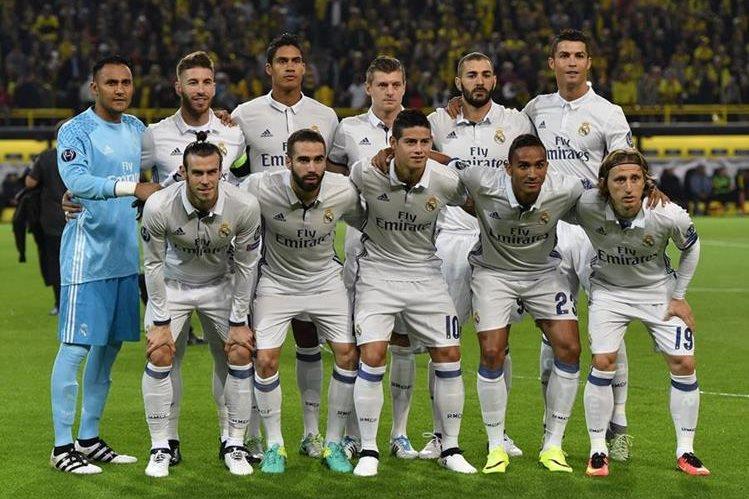 """El Madrid buscará recuperarse de su """"seguidilla"""" de partidos empatados. (Foto Prensa Libre: AP)"""