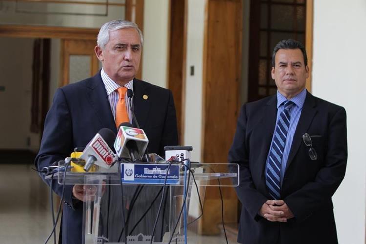 Francisco Cuevas fue secretario de Comunicación Social del expresidente Otto Pérez Molina y fue designado por él como cónsul en Los Ángeles. (Foto Prensa Libre: Hemeroteca PL)