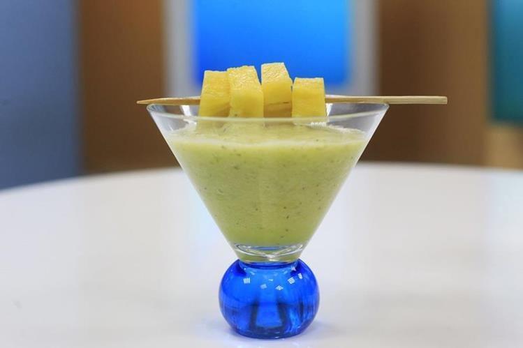 Las bebidas spa ayudan a refrescar y a desintoxicar el organismo. (Fotos Prensa Libre, Edwin Bercián)