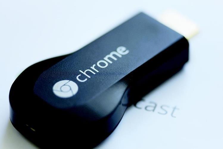 El Chromecast es un pequeño dispositivo que permite reproducir video de internet en una TV (Foto: Hemeroteca PL).