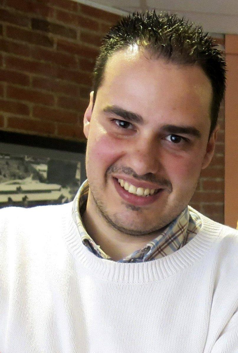 Fotografía de archivo del 04/04/2013 de Antonio Pampliega, uno de los tres reporteros españoles que llevan nueve días desaparecidos en Siria. (Foto Prensa Libre: EFE).