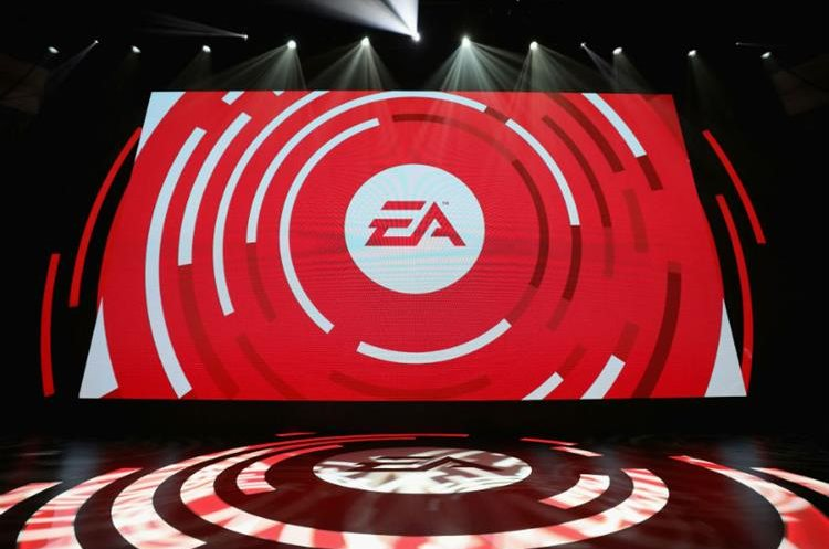 Vista general de la etapa antes del acontecimiento del juego de EA. (Foto Prensa Libre: AFP)