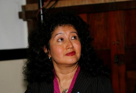 Jueza Yassmin Barrios. (Foto Prensa Libre: Archivo)