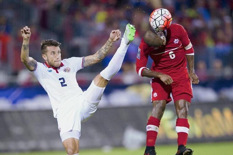 Costa Rica no pudo ganar pero el empate le bastó para conseguir su pase. (Foto Prensa Libre: AFP)
