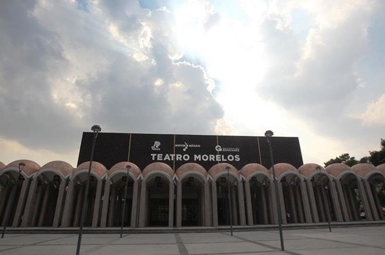 Teatro Morelos. (Foto Prensa Libre: Keneth Cruz)